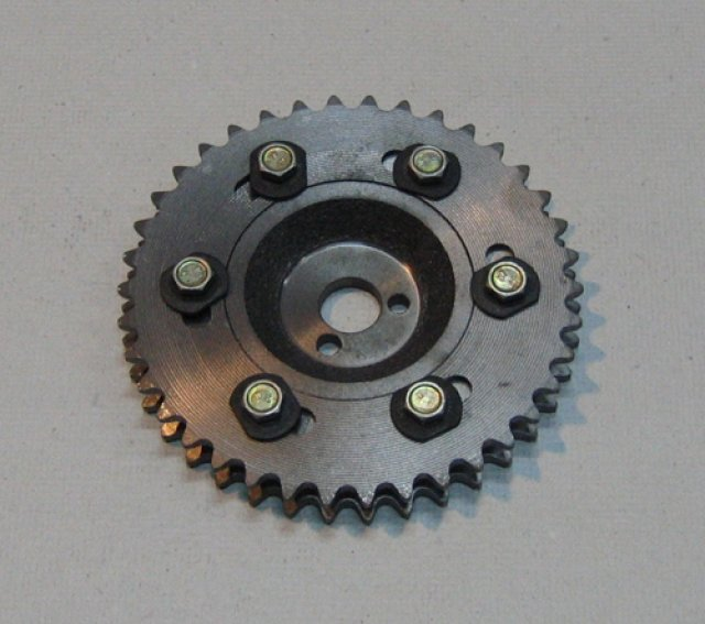 How to set the split gear