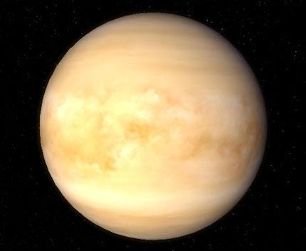 Как увидеть Венеру