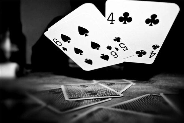 Как считать ауты в покере