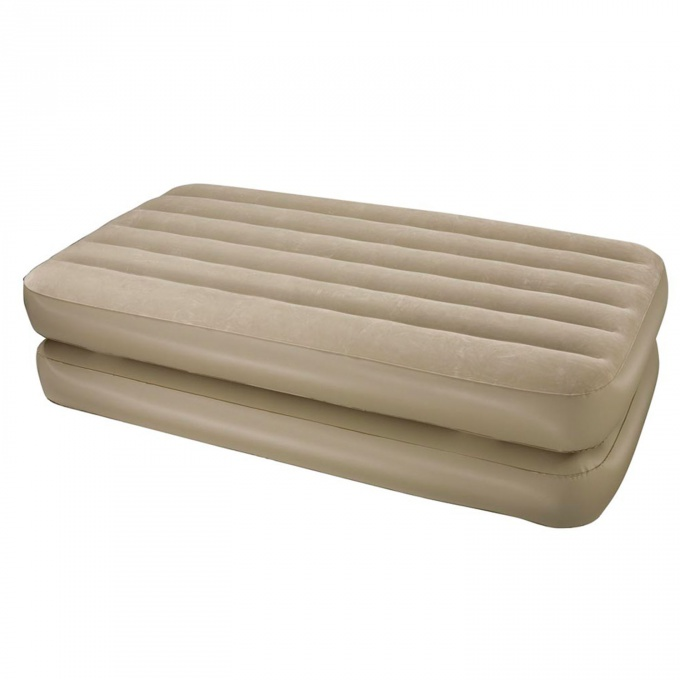 Как найти дырку в надувной кровати