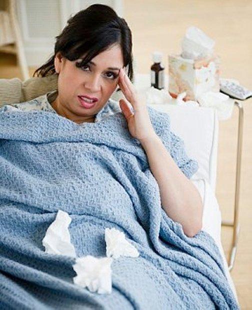 Как вылечиться от гриппа за день
