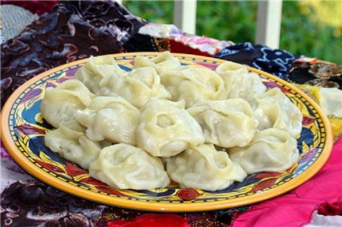 Как готовить манты: традиционный рецепт