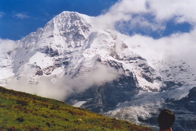 Как описывать географическое положение гор