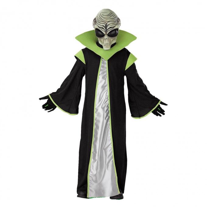 Как сшить костюм инопланетянина