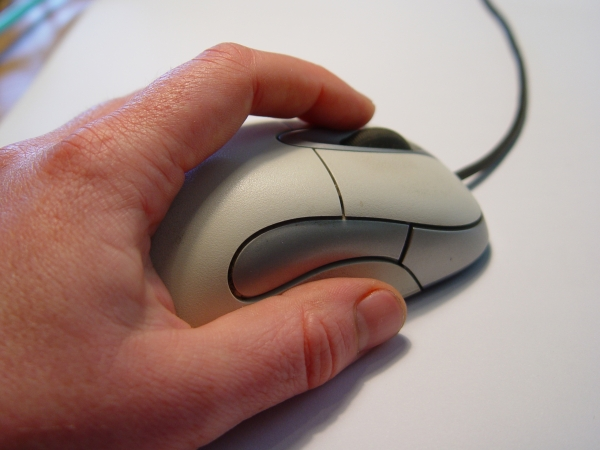 How to change the mouse
