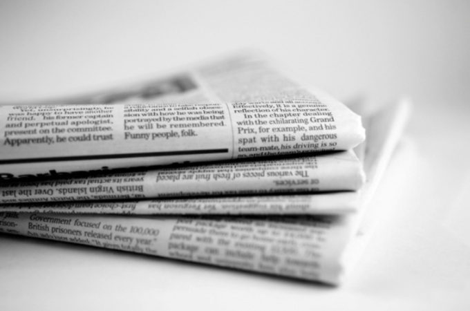 How to publish an article in the newspaper