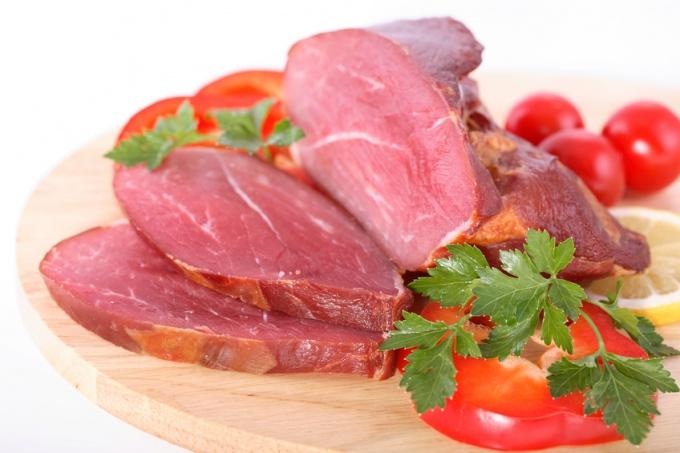 Как приготовить мясной балык