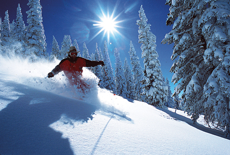 Как смазать лыжи мазью