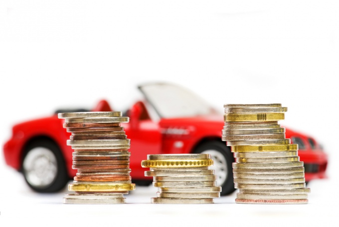 Как платить налог на транспорт