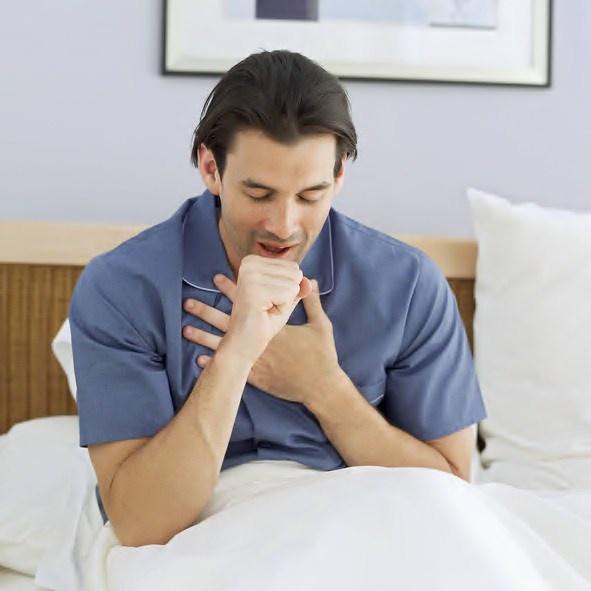 Как успокоить сильный кашель
