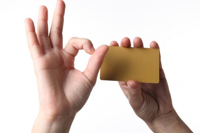 Как проверить счет на кредитной карте
