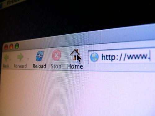Как сделать стартовую страницу сайта