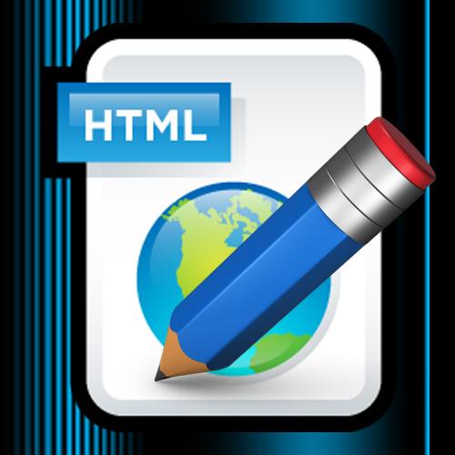 Как редактировать html код