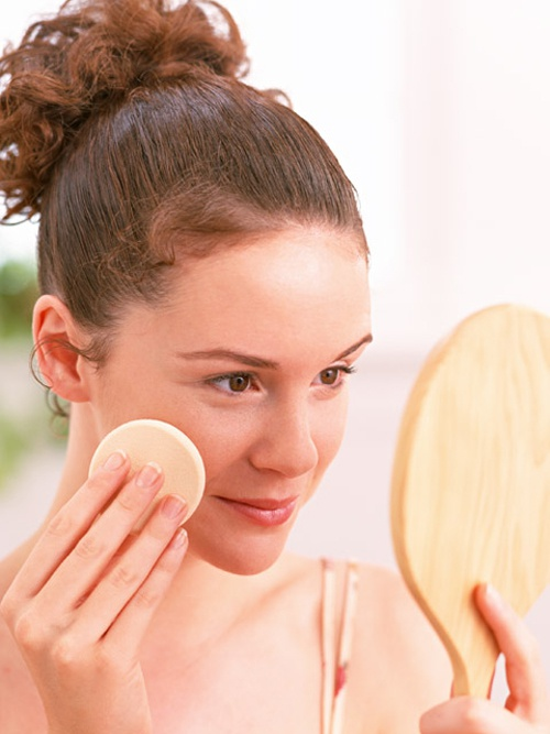 How to make the skin darker