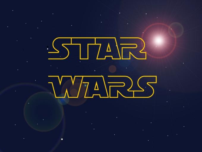 Как рисовать star wars