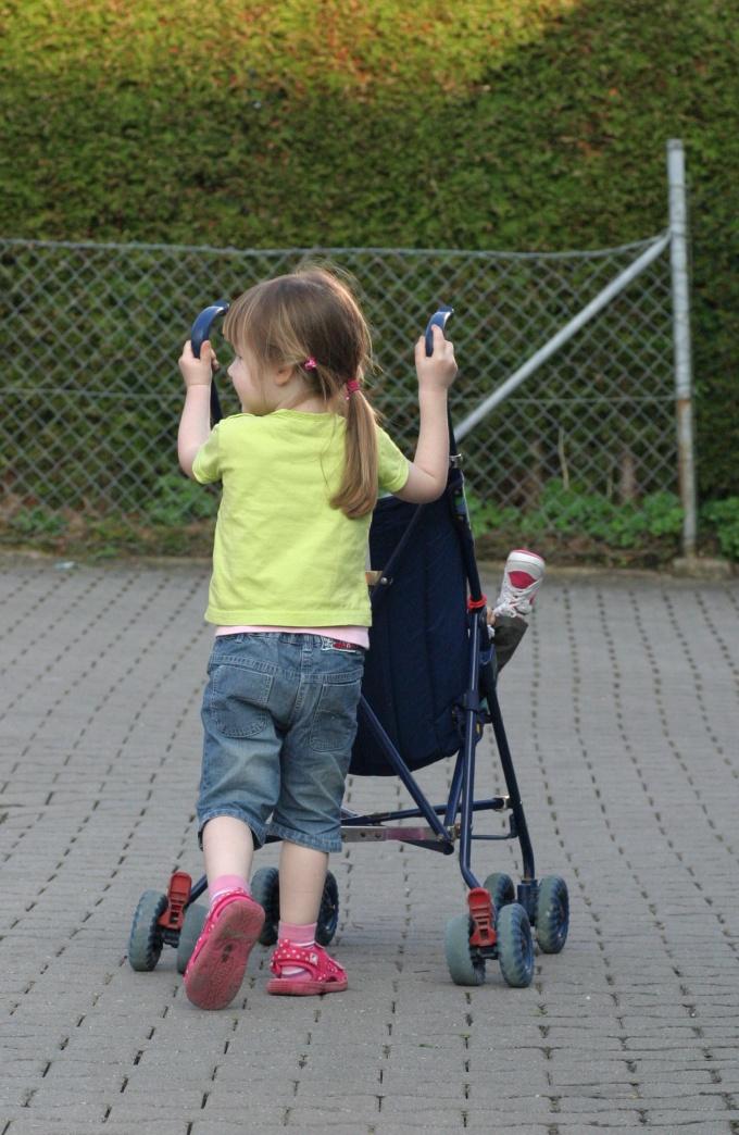 Как сшить чехол на колеса коляски