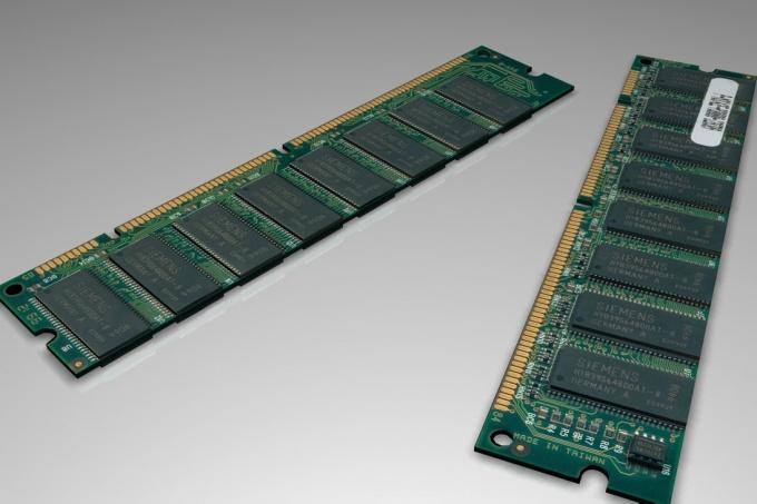 Как узнать число оперативной памяти