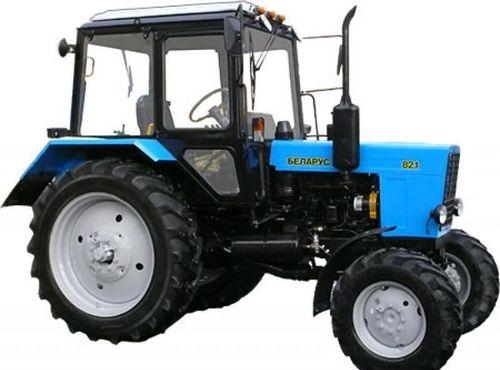Как собрать трактор