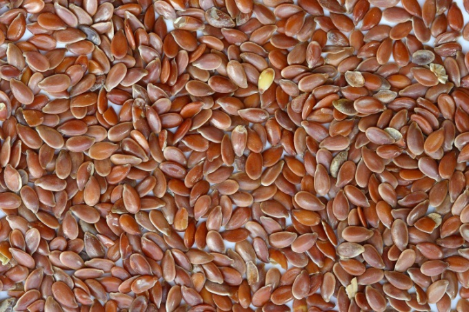 How to cook Flaxseed broth