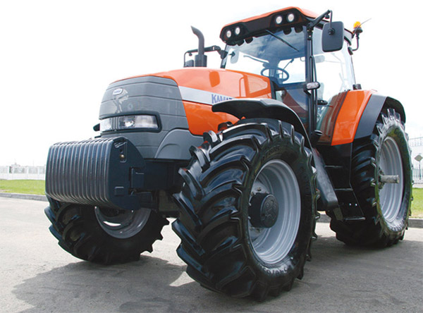 Регистрация самодельного трактора: как сделать правильно