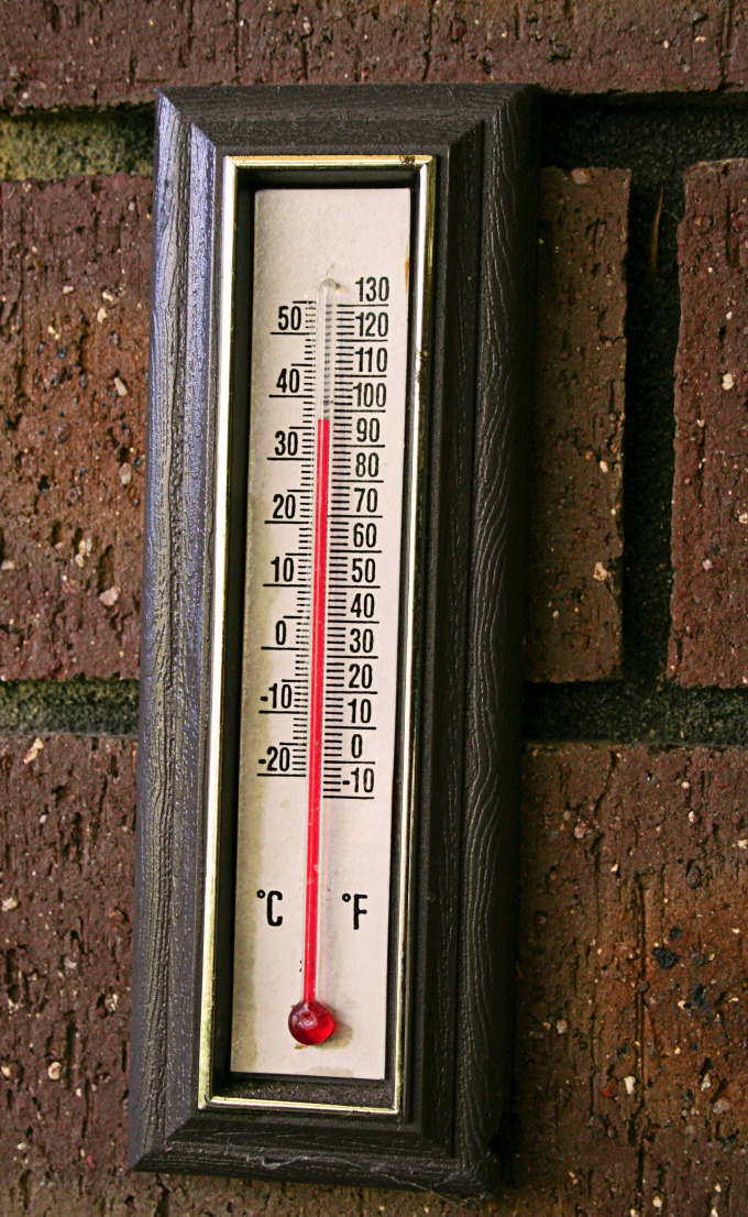How to find the average temperature