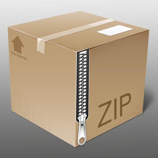 Как открыть файл зип