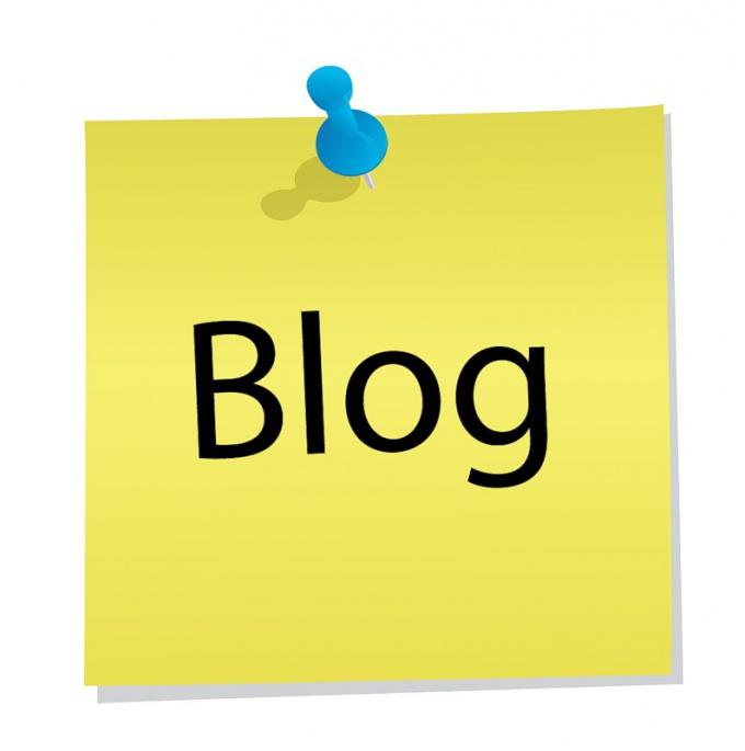 Как войти в блоги