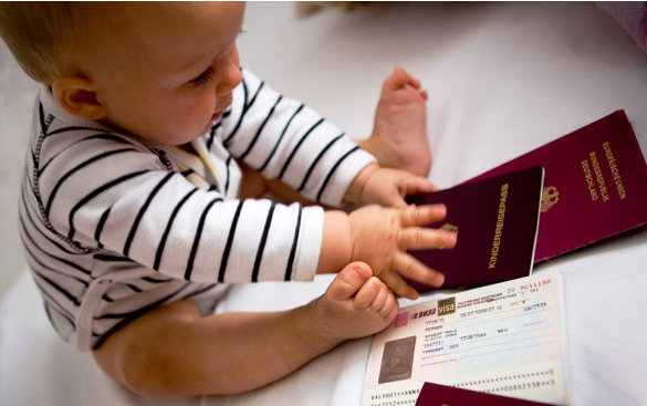 How to issue citizenship of the newborn