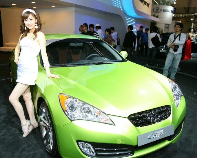 Как купить авто в Корее