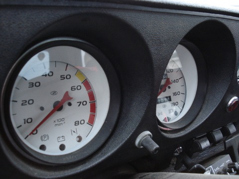 How to twist the speedometer on the Gazelle