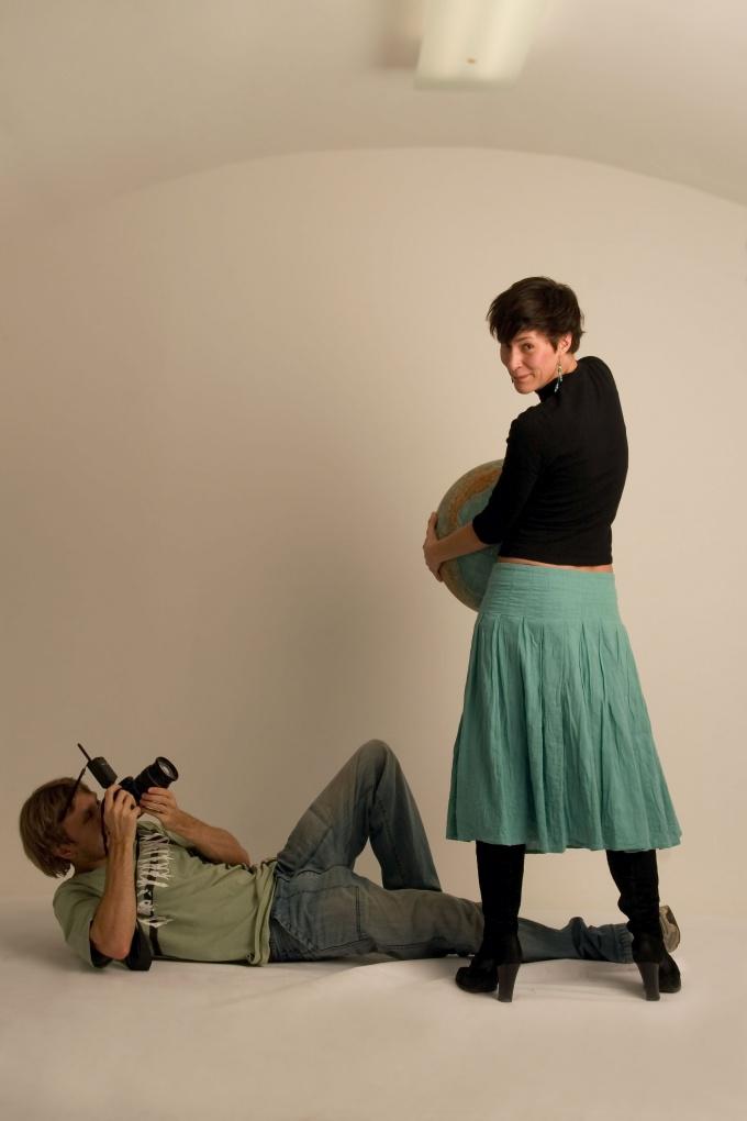 Как оформить фотостудию