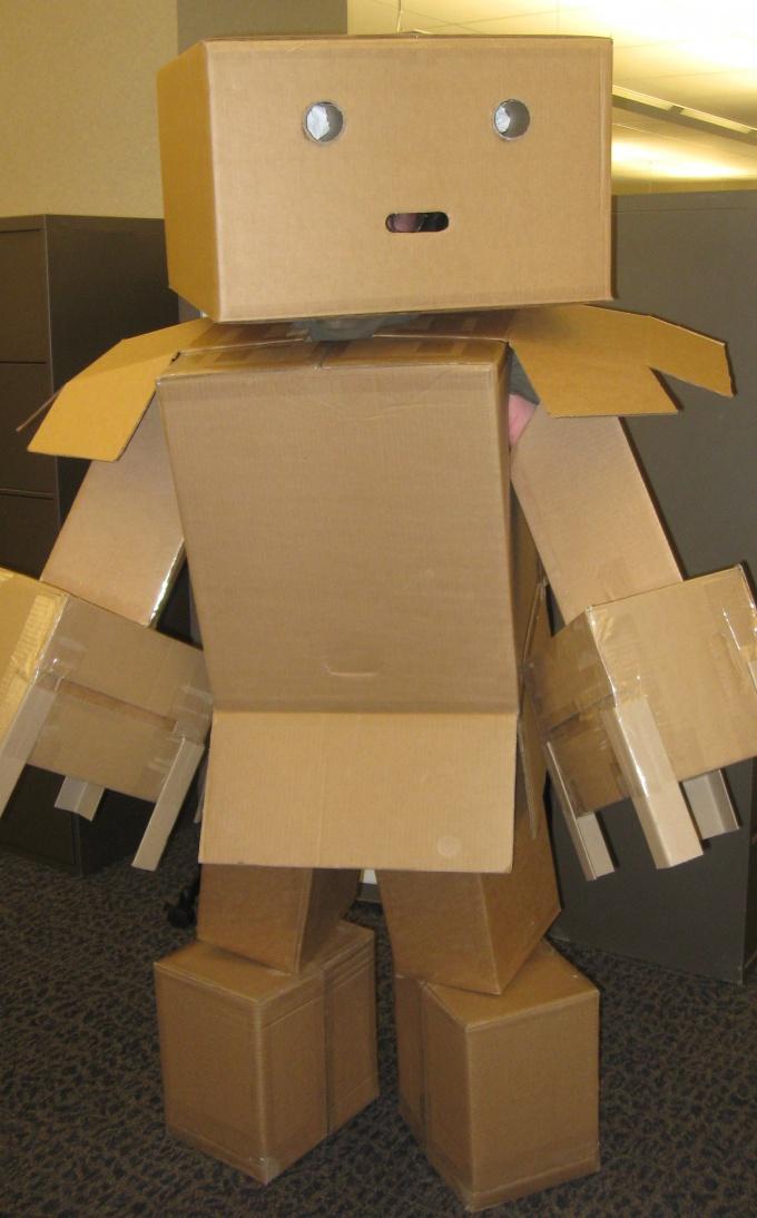 Как сделать самодельного робота
