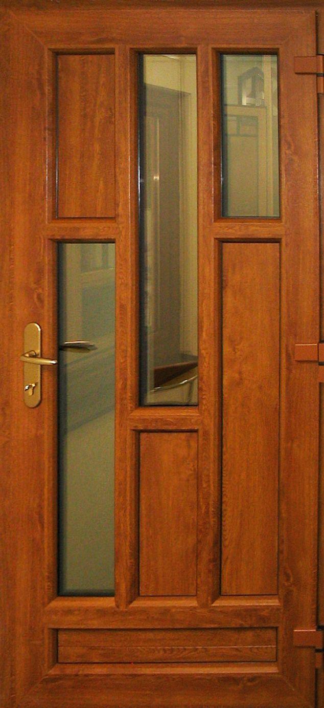 Как отрегулировать пластиковую дверь