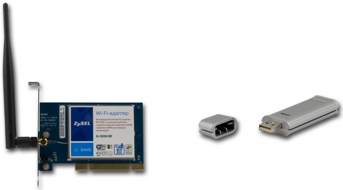 How to set wi-fi adapter