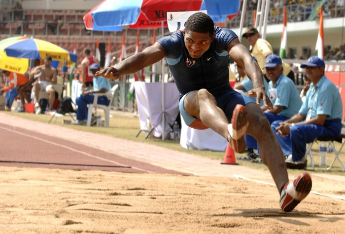 How to learn to do the long jump
