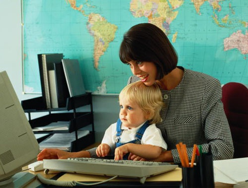 Как обнаружить детский сайт