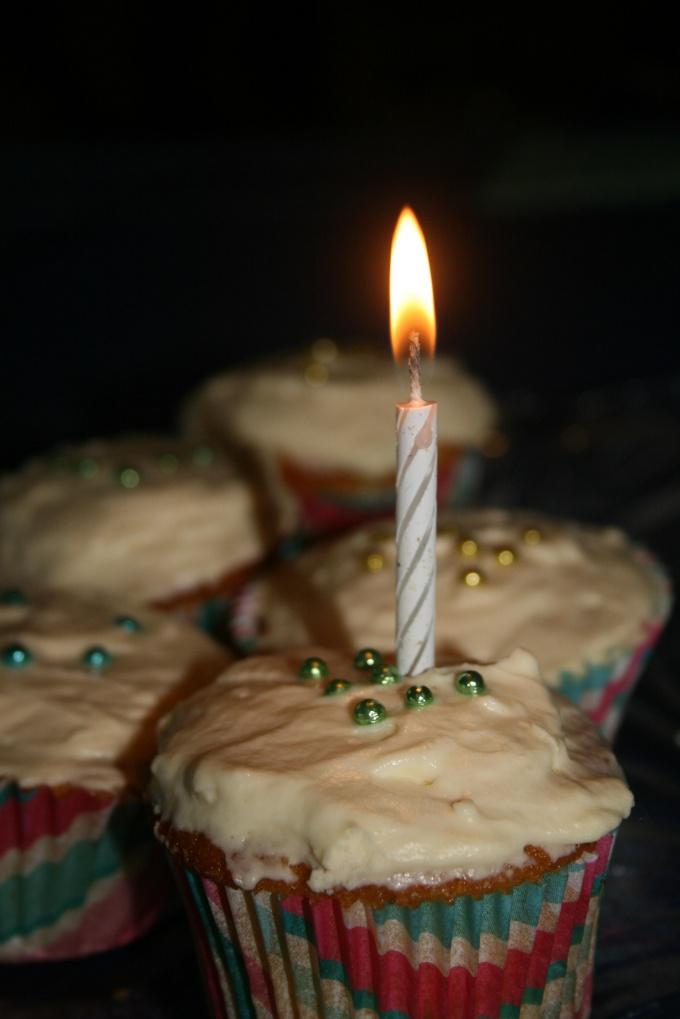 Как организовать первый день рождения