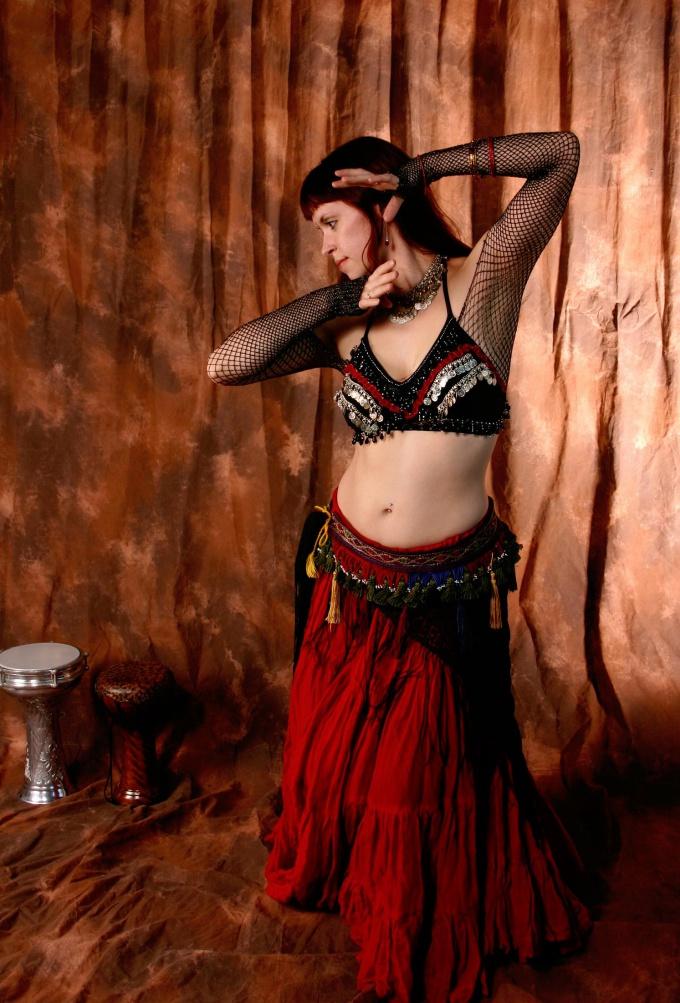 Как устроиться танцовщицей
