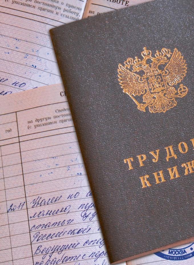 Как заполнить трудовую книжку в Казахстане