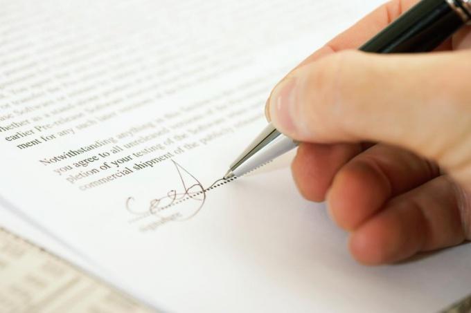 Как написать доверенность на получение документов