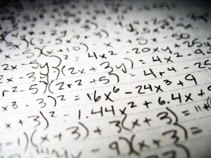 Как составить систему уравнений