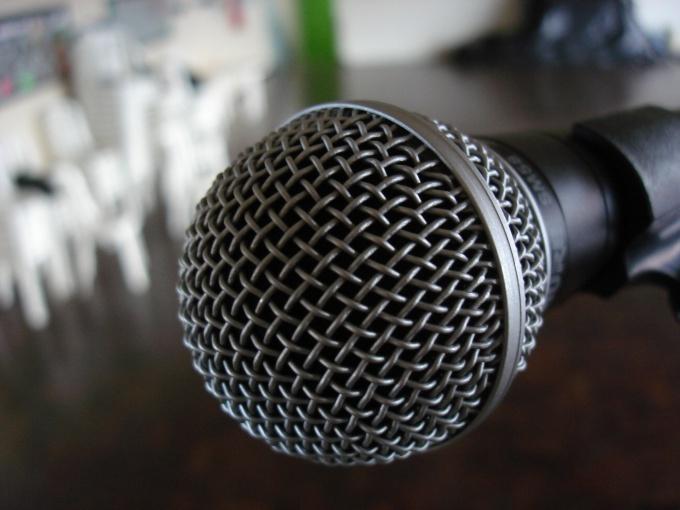 Как убрать помехи микрофона