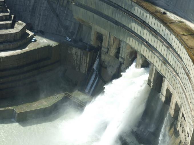 Как построить ГЭС