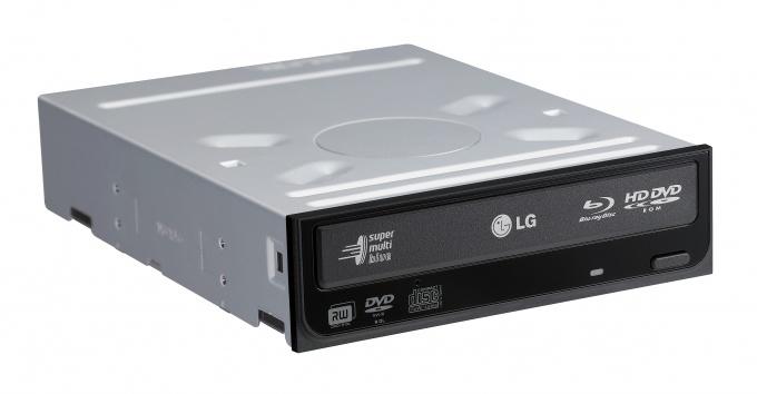 Как снять dvd привод