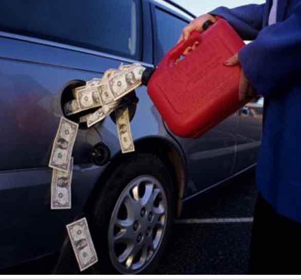 Как списывать расходы на бензин