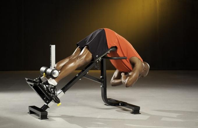 Как накачивать длинные мышцы