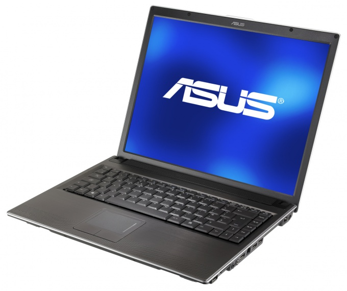 How to reboot Asus laptop