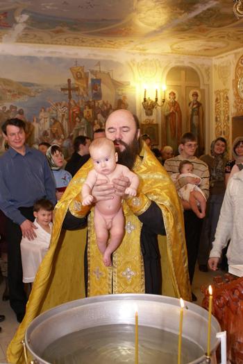 Как выбирать крестную и крестного для ребенка