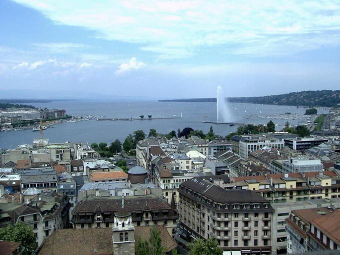 Как попасть в швейцарию