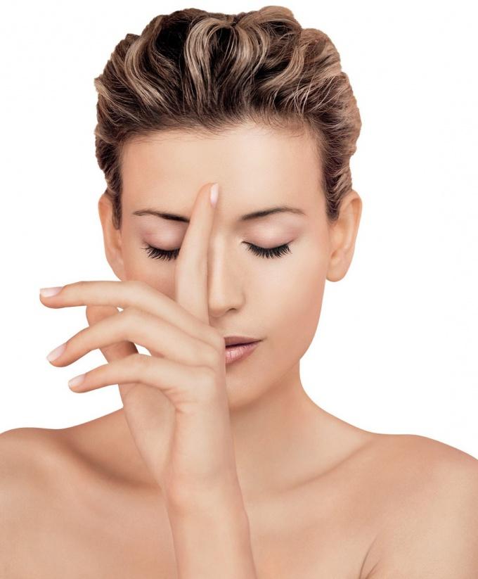 Как избавиться от синяка на носу